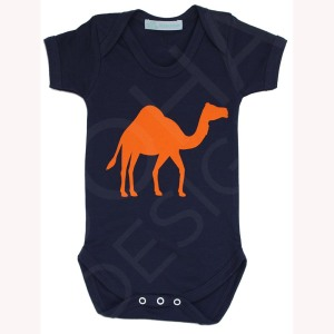 Camel Onesie